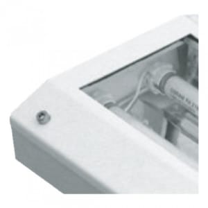 Anti-Vandalen-Leuchte AVL-LUX PREMIUM (Wand-/Deckenaufbau)