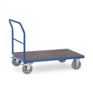 Schwerer Schiebebügelwagen - Tragkraft 1200 kg