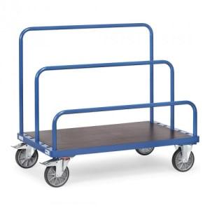 Plattenwagen für Einsteckbügel (ohne Bügel) - Tragkraft 600 / 1200 kg