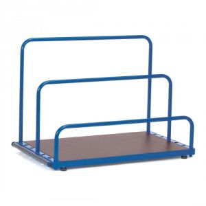 Plattenständer für Einsteckbügel (ohne Bügel)  - Tragkraft 1200 kg