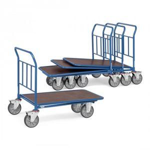C+C-Wagen mit 1 Etage und Schiebebügel - Tragkraft 400 / 500 kg