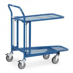 Lagerwagen mit 2 Etagen   - Tragkraft 300 kg