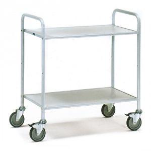 Bürowagen mit 2 Böden   - Tragkraft 150 kg