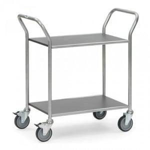Servierwagen mit 2 Böden  - Tragkraft 100 kg