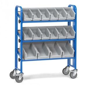 Montagewagen mit 3 Etagen - Tragkraft 250 kg