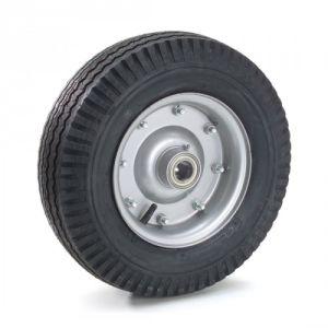 Luftrad mit Stahlfelge - Tragkraft 550 kg