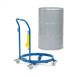 Fassroller mit Schiebebügel - Tragkraft 250 kg