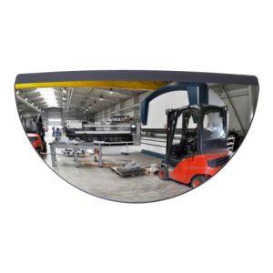 Spiegel für Gabelstapler TRANSPO 25 - Überprüfung von 3 Richtungen