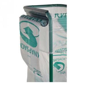 Abfallsackrollenhalter für Großvolumen Müllbeutelhalter