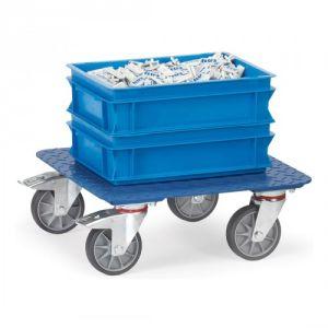 Kistenroller KF 7 mit Riffelblech - Tragkraft 400 kg