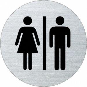 Piktogramm - Damen / Herren (rund)