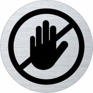 Piktogramm - Berühren verboten