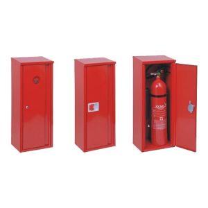Aufputzkasten für Feuerlöscher 5 - 12 kg