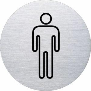 Piktogramm - Herren (rund, Motiv 2)