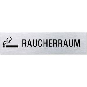 Piktogramm/Textschild - Raucherraum