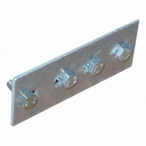 Verbindungslaschen für Kaminkehrleitern