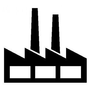 Folienpiktogramm mit Symbol nach Ihren Angaben