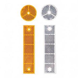 Reflektoren für Leitpfosten