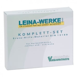 Erste-Hilfe-Material DIN 13169