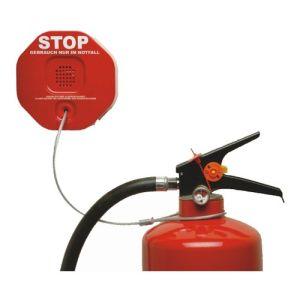 Diebstahlsicherung Maxi für Feuerlöscher