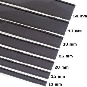 Magnetische C-Profile, 50 m Rolle