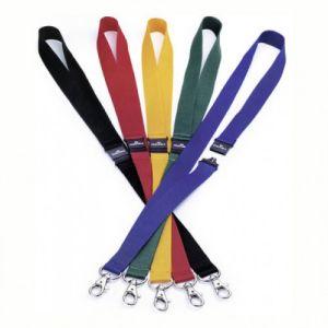 Textilband 20 mit Sicherheitsverschluss, Durable (10er VPE)
