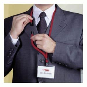 Textilband 10 mit Sicherheitsverschluss, Durable (10er VPE)