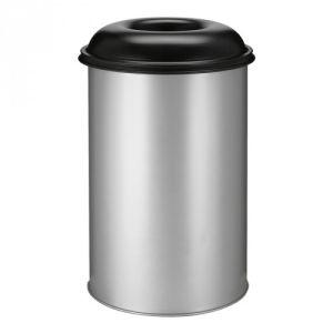 Feuerlöschender Papierkorb, rund - Inhalt 200 Liter