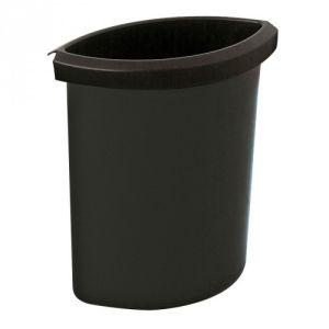 Einsatz für Recycling Papierkorb, oval - Inhalt 6 Liter