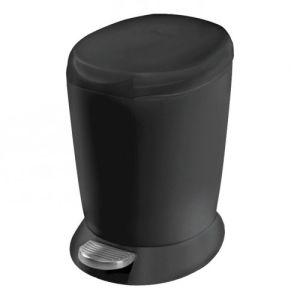Ovaler Tritt-Mülleimer MINI, Simplehuman - Inhalt 6 Liter
