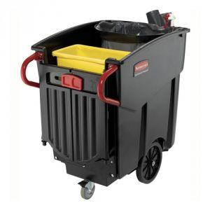 Mobiler Müllcontainer MEGA BRUTE, Rubbermaid - Inhalt 450 Liter