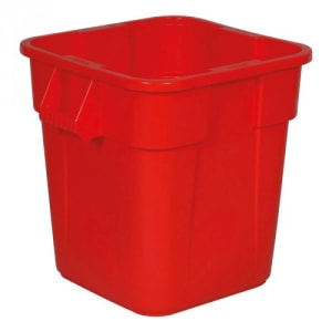 Viereckiger Container BRUTE, Rubbermaid - Inhalt 106 / 151,4 Liter