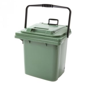 Mülltonne ROLLBOX - Inhalt 45 Liter