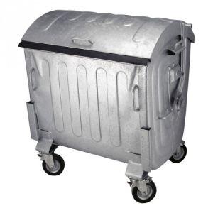 Müllcontainer mit Schiebedeckel - Inhalt 1100 Liter