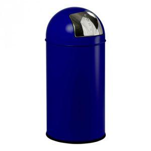 Abfallbehälter PUSHCAN mit Pushdeckel - Inhalt 40 Liter