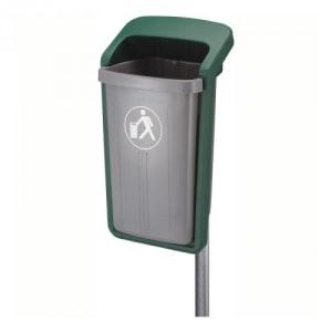 Abfallbehälter mit Piktogramm - Inhalt 50 Liter