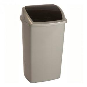 Abfallbehälter mit Deckel - Inhalt 15 / 26 / 50 Liter