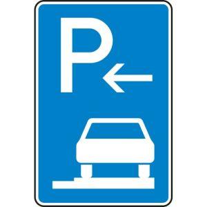 VZ 315-66 Parken auf Gehwegen Schild Anfang