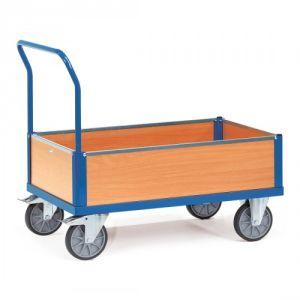 Kastenwagen - Tragkraft 500 / 600 kg