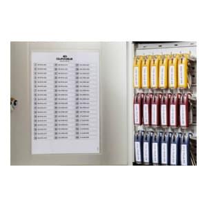 Schlüsselkasten KEY BOX 18 mit Zylinderschloss