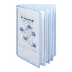Sichttafel Sortiment SHERPA BACT-O-CLEAN (5er VPE), Durable