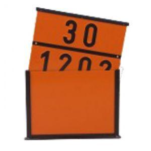Einschubwarntafel für Dieselkraftstoff / Heizöl / Benzin