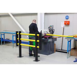 d-flexx Flexibles Maschinenschutzgitter Set Foxtrot