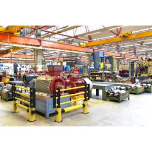 d-flexx Flexibles Maschinenschutzgitter Set Kilo