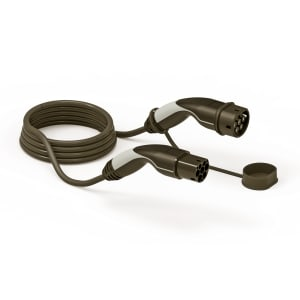 Bals Ladekabel - Typ2 - 3-phasig - glatt - 32A - 4m