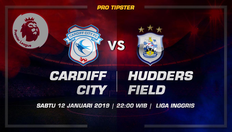 Prediksi Taruhan Bola Cardiff City VS Huddersfield 12 Januari 2019