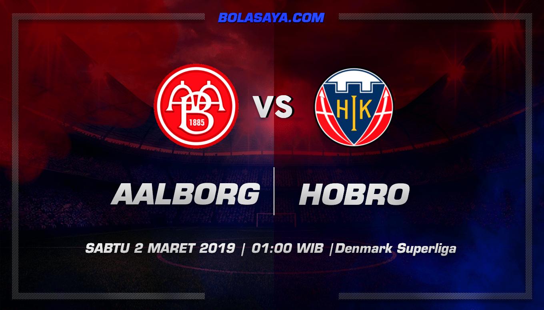 Prediksi Taruhan Bola Aalborg vs Hobro  2 Maret 2019