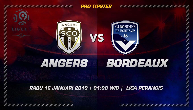 Prediksi Taruhan Bola Angers vs Bordeaux 16 Januari 2019