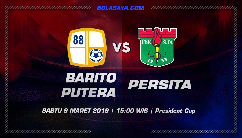 Prediksi Taruhan Bola Barito Putera vs Persita 9 Maret 2019