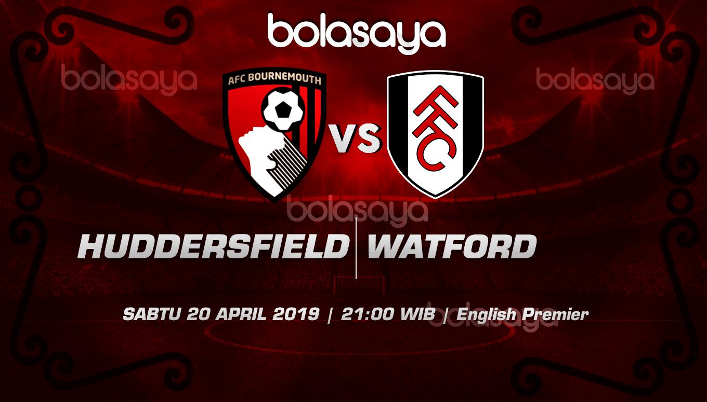 Prediksi Taruhan Bola Bournemouth vs Fulham 20 April 2019
